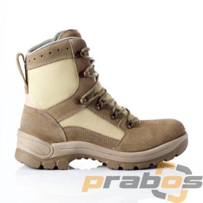 Oryginale buty taktyczne wojskowe pustynne Bundeswehry