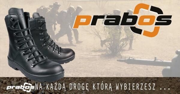 Buty wojskowe BW 2005
