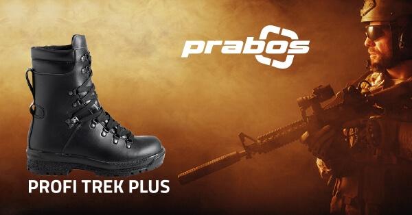 buty wojskowe kontraktowe Profi Trek plus Prabos