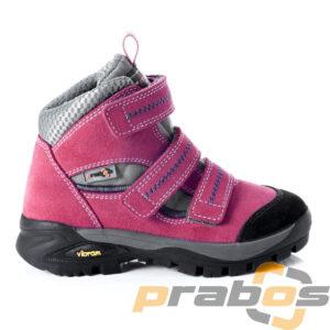 buty trekkingowe dla dziewczynek zimowe