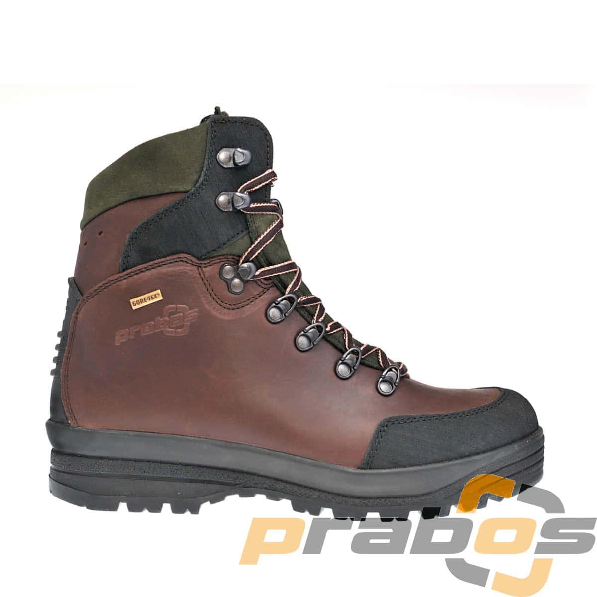 buty trekkingowe z jednego kawałka skóry