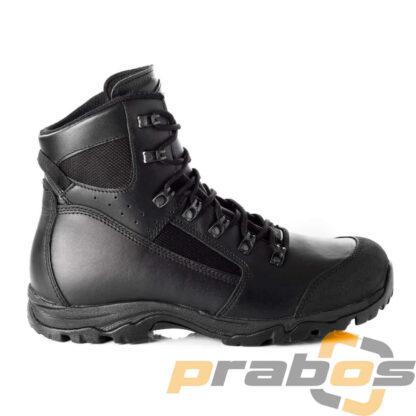Czarne buty taktyczne dla Policji