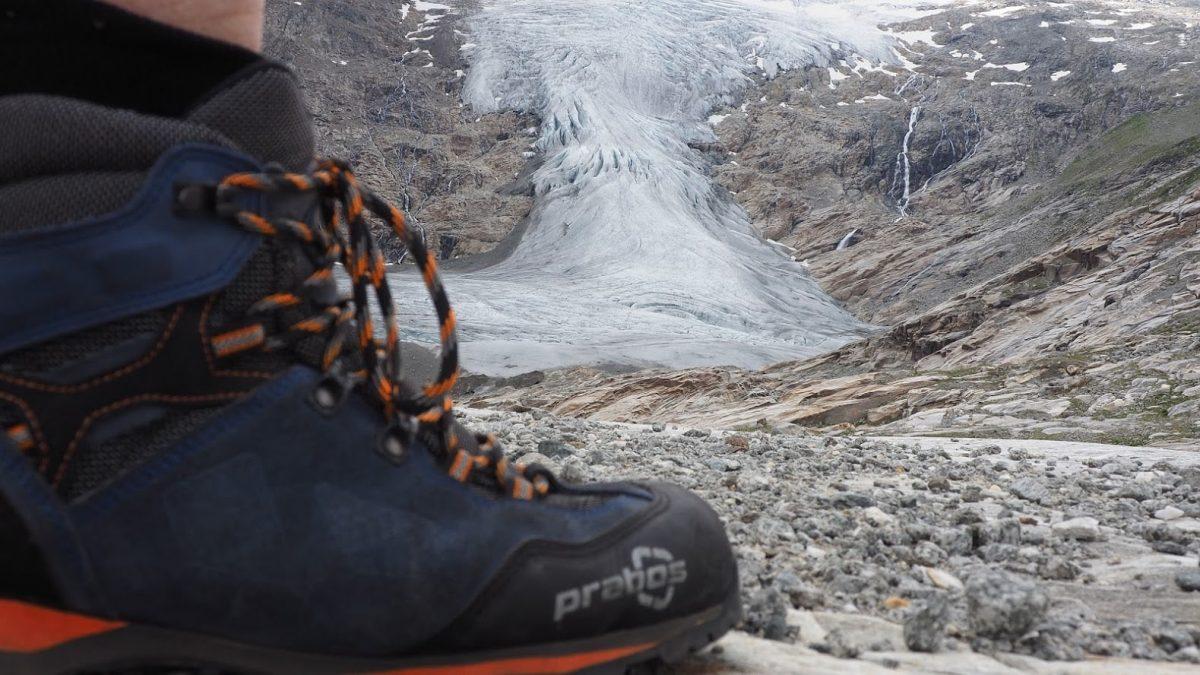 Buty trekkingowe Acotango i podeszwa Curcuma