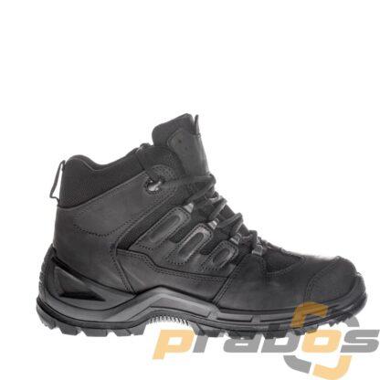 komfortowe obuwie taktyczne czarne