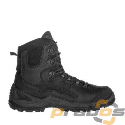 Męskie oddychające buty taktyczne Prabos czarne BEAST