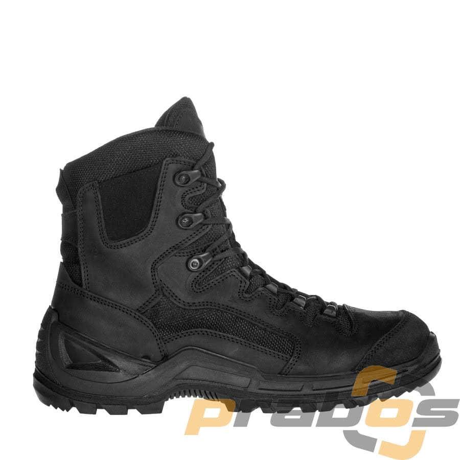 buty policyjne taktyczne czarne