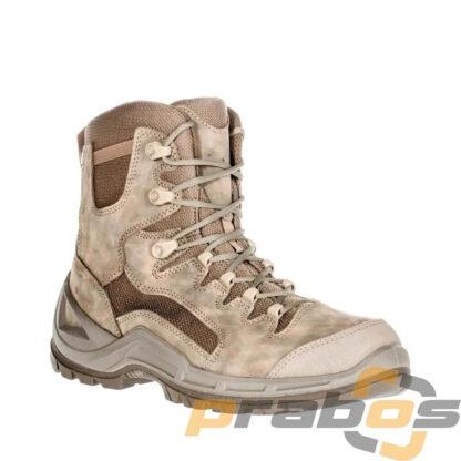 Buty taktyczne pustynne jasne camouflage CAM Prabos