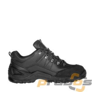 buty wojskowe niskie czarne