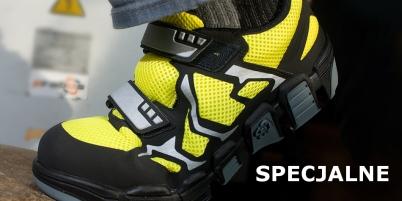 Buty specjalne
