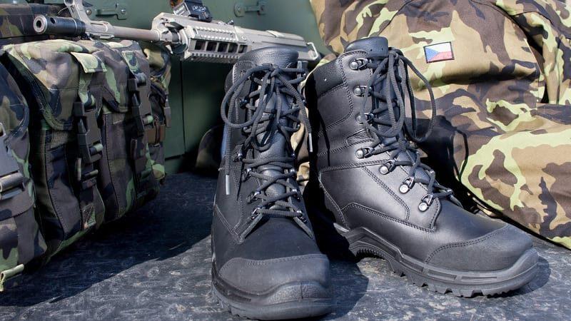 Prepper buty taktyczne z Kevlarem i podnoskiem kompozytowym.