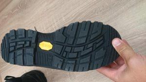 Podeszwa Vibram do butów taktycznych Prabos