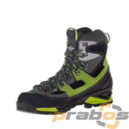 Zimowe buty górskie Socompa w kolorze zielonym