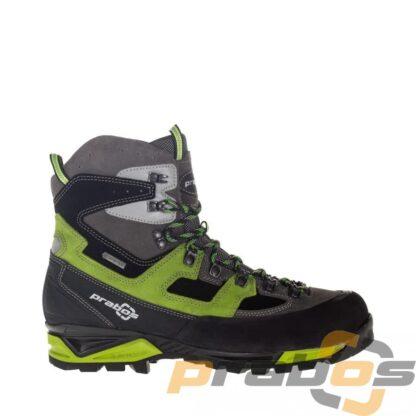 Socompa w kolorze zielonym uniwersalne buty w góry.