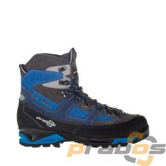 Lekkie zimowe buty górskie Socompa niebieskie 12 2019