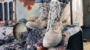 Letnie buty taktyczne Prabos
