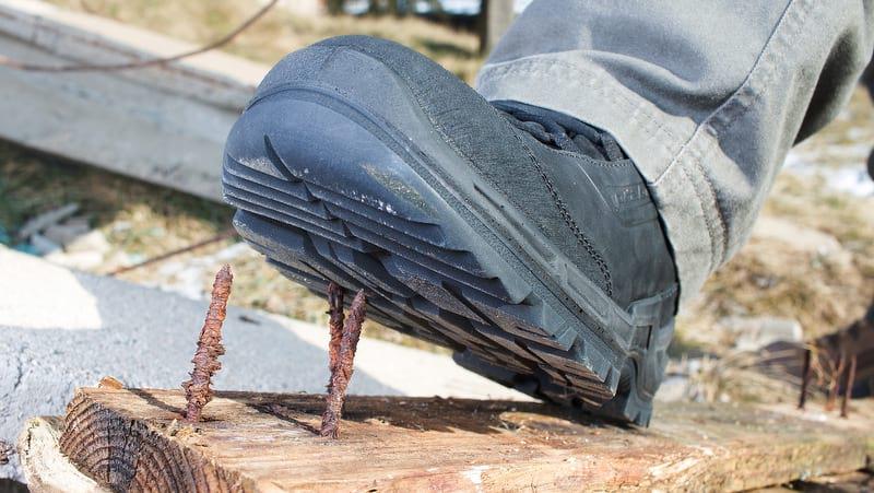 Buty taktyczne z warstwą kevlaru antyprzebiciowe