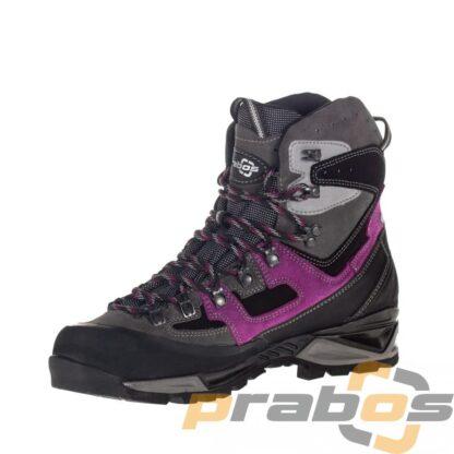 Zimowe wysokie buty trekkingowe w Tatry
