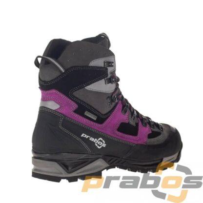 Lekkie buty trekkingowe na wymagające szlaki.