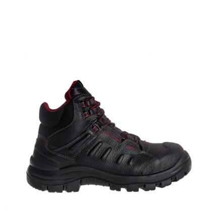 Trwałe czeskie buty robocze S3 Tobias z firmy Prabos