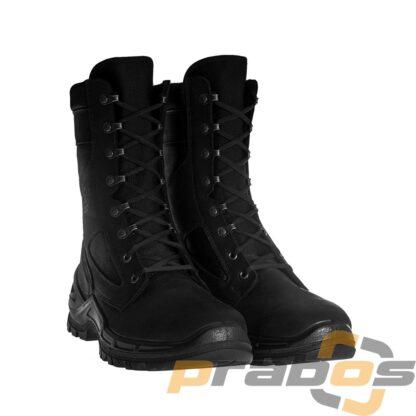 Frystyle Prabos czarne lekkie buty taktyczne na lato.
