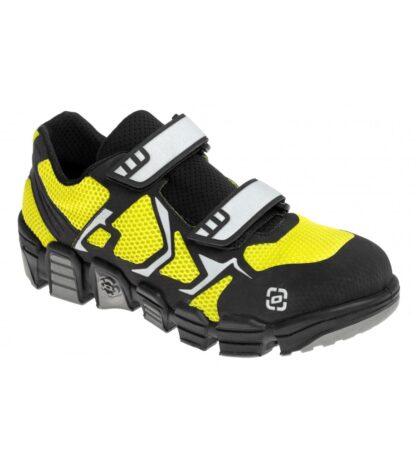 Oddychające buty robocze na lato Boiga z firmy Prabos w klasie S1