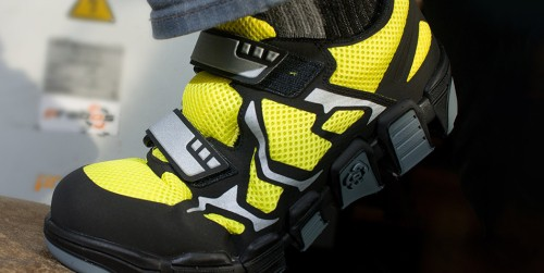 LETNIE buty robocze S1 BOIGA PRABOS
