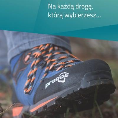 Katalog Prabos 2019 obuwie trekkingowe, outdoorowe i taktyczne