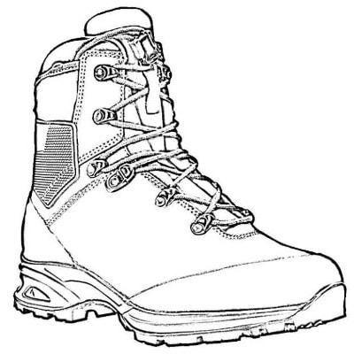 Nowy wzór butów Bundeswehr 2019