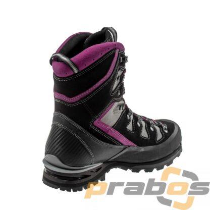 buty trekkingowe na zimę damskie na wąską stopę