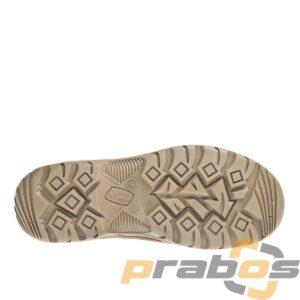 Antypoślizgowa podeszwa buta taktycznego wykonana z PU