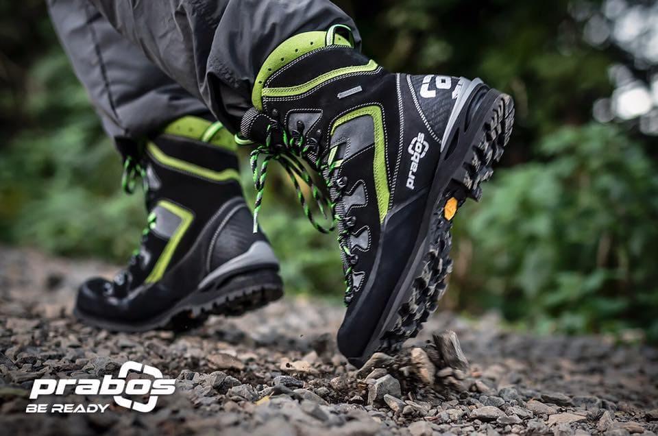 Palpana od Prabos buty trekkingowe wysokie Palpana z Prabos dla kobiet i mężczyzn w góry