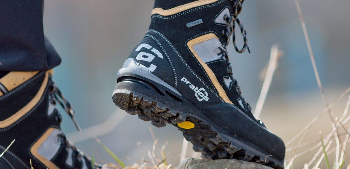 Palpana wysokie buty trekkingowe w Tatry i Bieszczady z podeszwą Vibram i membraną GoreTex