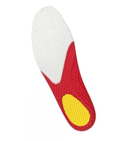 komfortowa amortyzująca wkładka do butów trekkingowych COMFY od Prabos