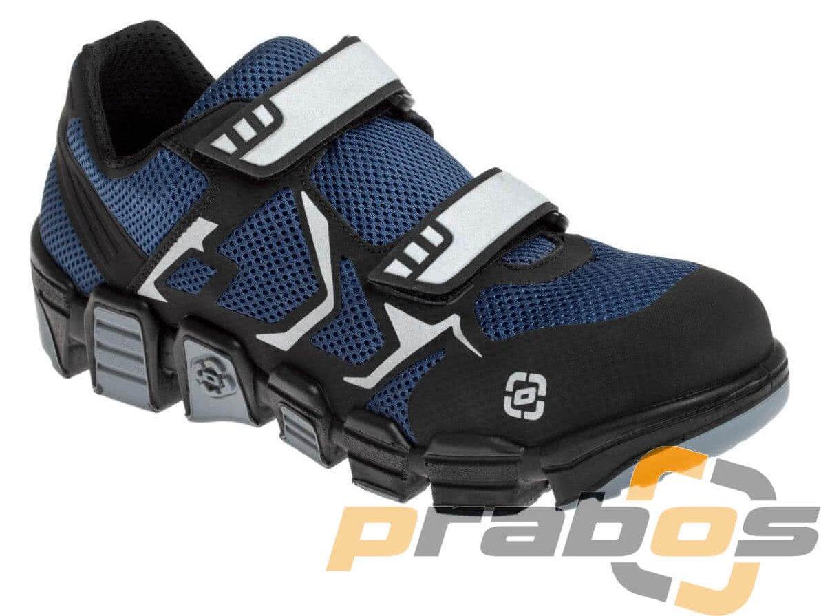 Boiga to lekkie i oddychające buty w wersji bez podnoska i z podnoskiem kompozytowym.