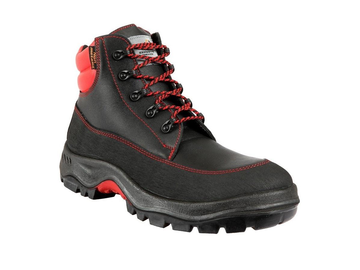 Buty robocze elektryków (obuwie elektroizolacyjne)