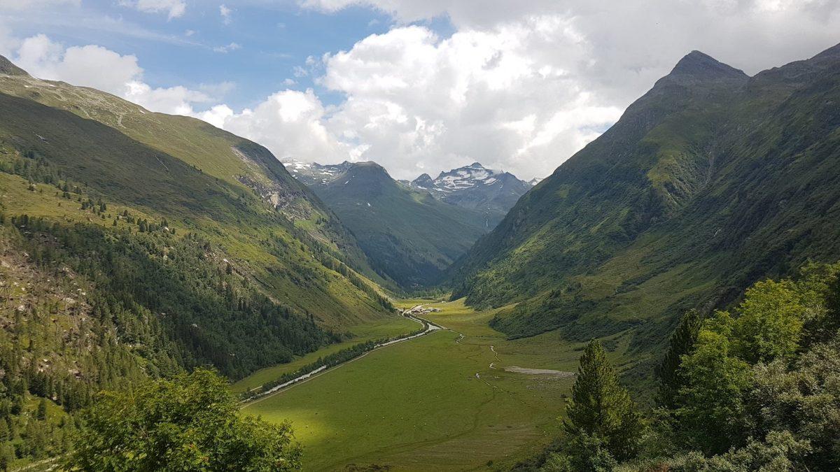 Dolina Gschlösstal