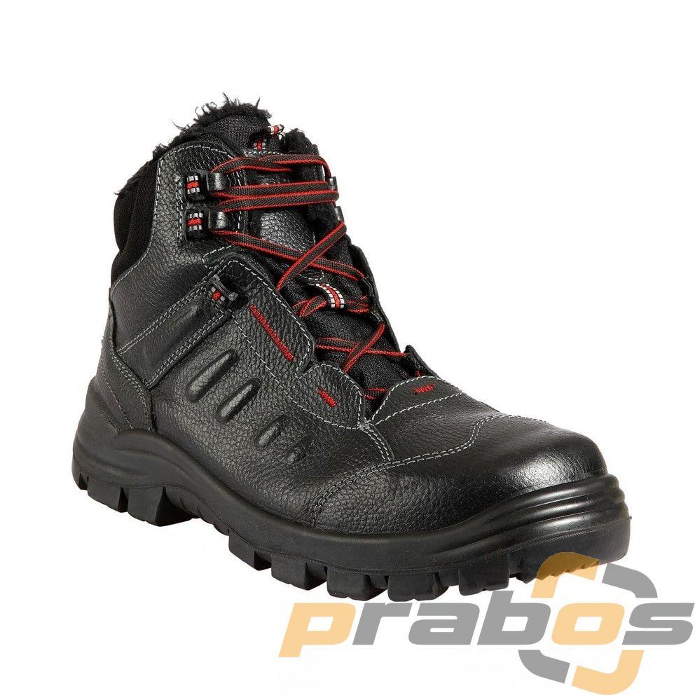 Zimowe ocieplane buty robocze S3 marka Prabos