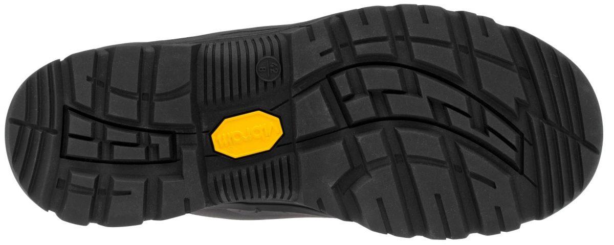 Antypoślizgowa podeszwa do butów taktycznych PHOBOS z firmy Vibram.