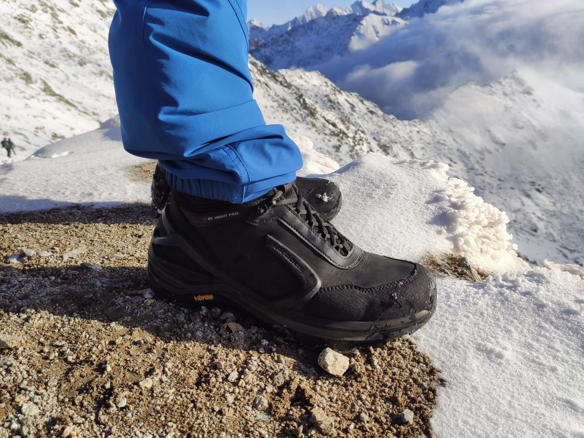Buty trekkingowe na codzień