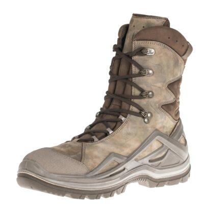 Buty taktyczne skórzane camo Nomad nowość na rynku butów wojskowych.