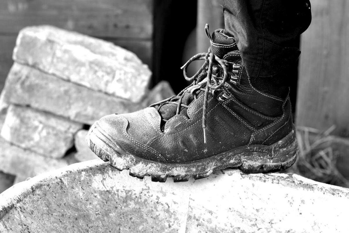 Skórzane buty robocze na każdą budowę