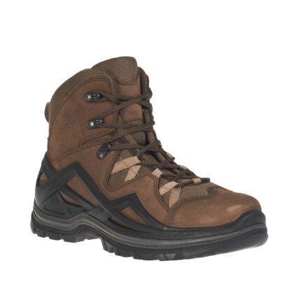Drago taktyczne buty trekkingowe w kolorze czarnym za kostkę