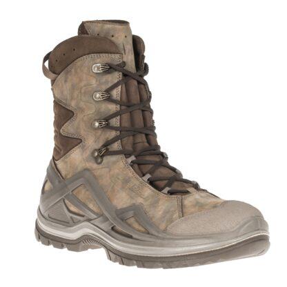 Nomad ultralekkie taktyczne buty wojskowe lato oddychające dla policji i entuzjastów ASG w kolorze camuflage CAM