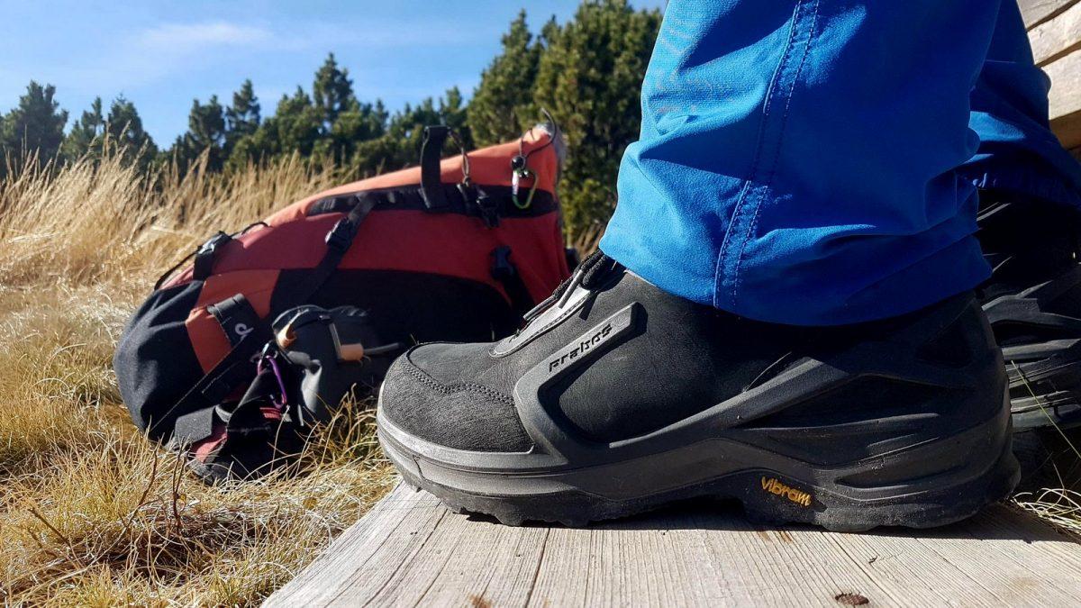 Buty trekkingowe do miasta i na lekkie szlaki