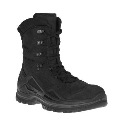 Czarne wysokie buty taktyczne dla pracowników ochrony Nomand HIGH Prabos