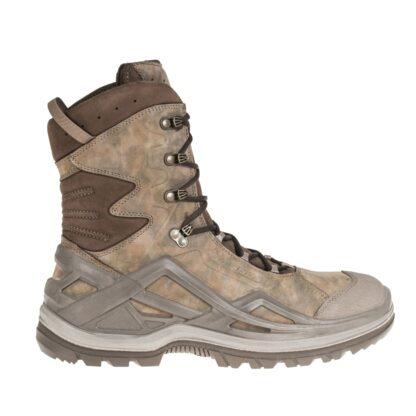Prabos wysokie obuwie taktyczne Nomad w kolorze Camo