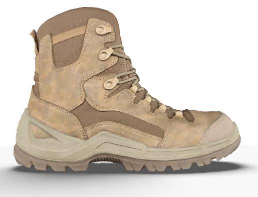 Buty taktyczne kamuflaż 3D