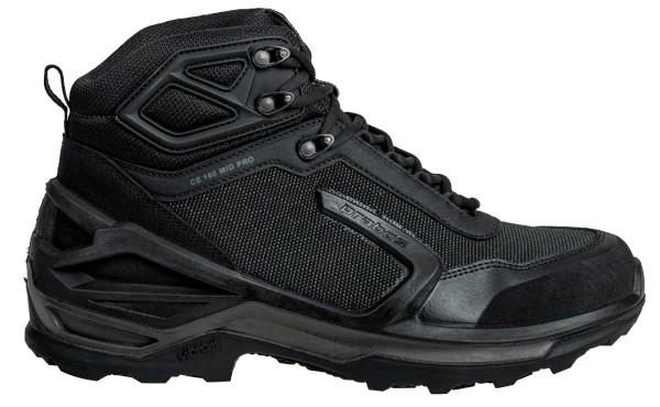 czarne obuwie taktyczne na co dzień