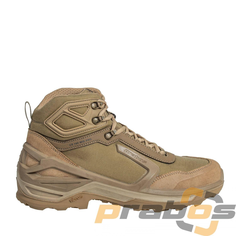 Letnie i oddychające buty taktyczne bez membrany z Cordury Prabos PHANTOM SANDSTORM S90355