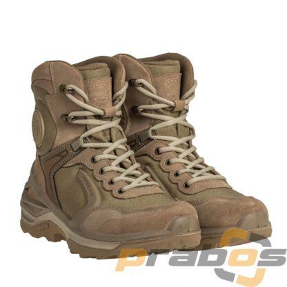 SHADOW - buty wojskowe coyote na lato bez membrany